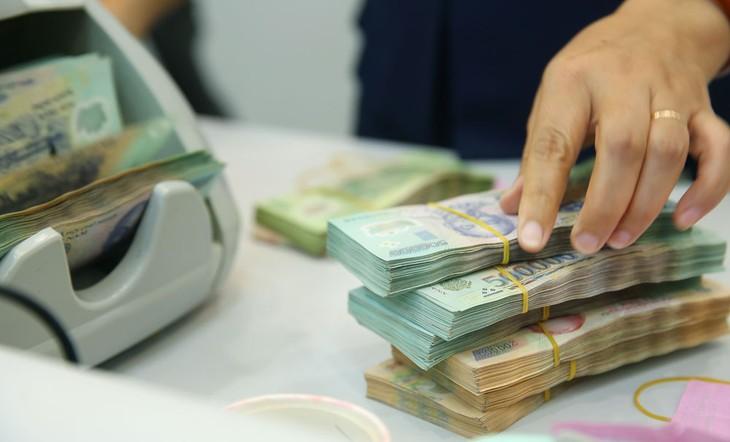 Dự kiến dự toán thu ngân sách nhà nước năm 2021 là 1.343,3 nghìn tỷ đồng, tăng 1,5% so với ước thực hiện năm 2020. Ảnh: Lê Tiên