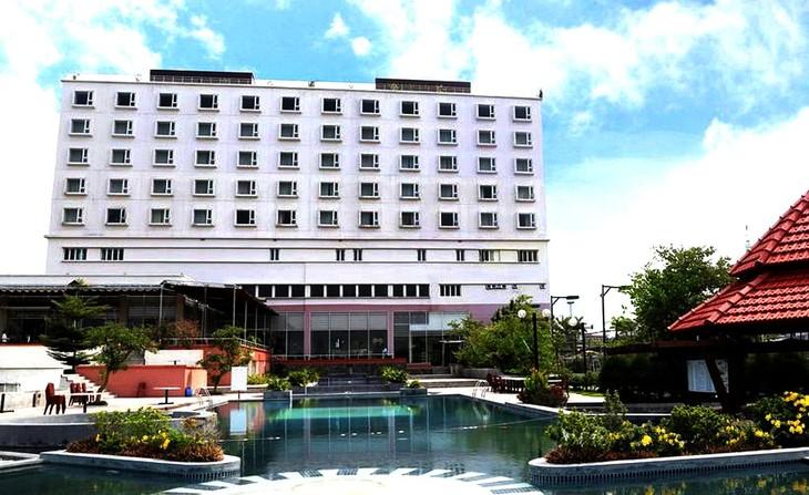Công ty CP Du lịch Sài Gòn - Đông Hà sở hữu Khách sạn Sài Gòn - Đông Hà, một trong những khách sạn có quy mô lớn nhất tại Quảng Trị. Ảnh: Tâm An
