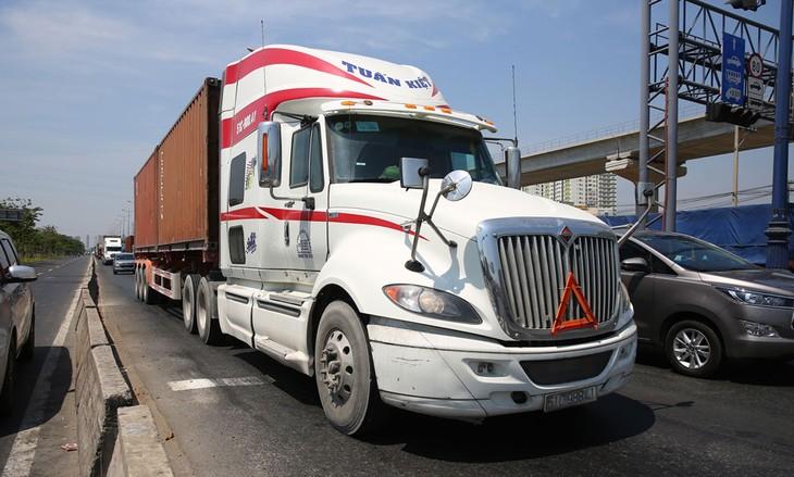 Chi phí logistics cao đang ảnh hưởng không nhỏ tới sức cạnh tranh của doanh nghiệp và hàng hóa Việt Nam. Ảnh: Lê Tiên