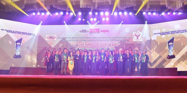 Công ty BĐS BIM Land (thuộc Tập đoàn BIM Group) vinh dự và tự hào nhận được giải thưởng thương hiệu mạnh uy tín liên tục trong 5 năm qua.