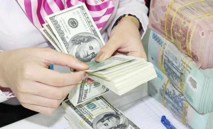 Trong gần một tháng qua, tỷ giá USD/VND dao động quanh ngưỡng 23.125 VND/USD. Ảnh: Minh Dũng