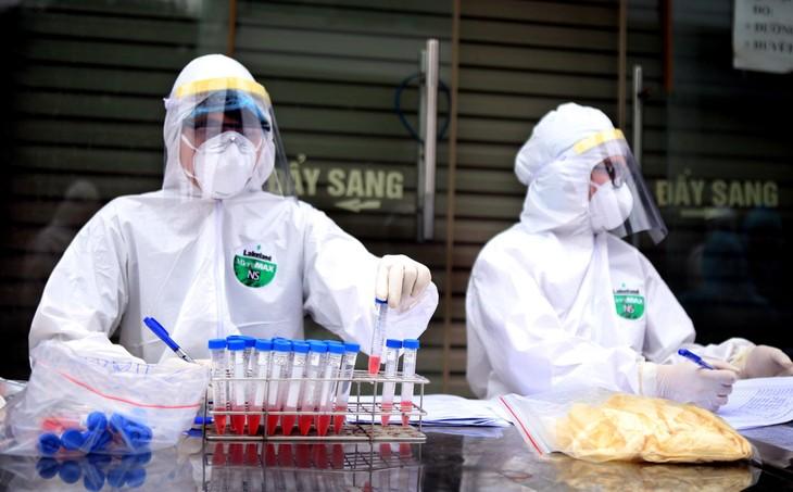 Trong 3 nội dung được Bộ Y tế hướng dẫn có nội dung về xây dựng giá kế hoạch trong mua sắm vật tư, trang thiết bị, sinh phẩm xét nghiệm SARS-CoV-2. Ảnh: Huấn Anh