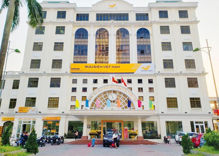 Gói bị kiến nghị có nội dung trang bị thay thế 2 thang máy tải trọng 750 kg cho tòa nhà điều hành Bưu điện tỉnh Thừa Thiên Huế. Ảnh: Phan Tấn Hùng