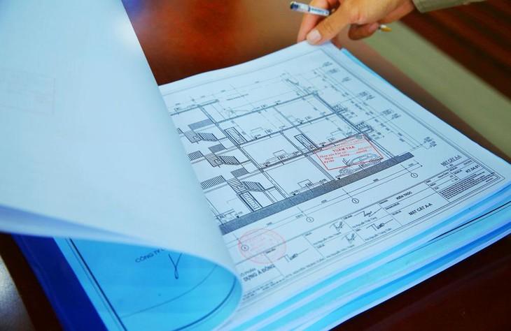 Một số bên mời thầu công khai HSMT thiếu hồ sơ thiết kế bản vẽ và phần chi phí xây dựng đính kèm bản tiên lượng mời thầu. Ảnh: Lê Tiên