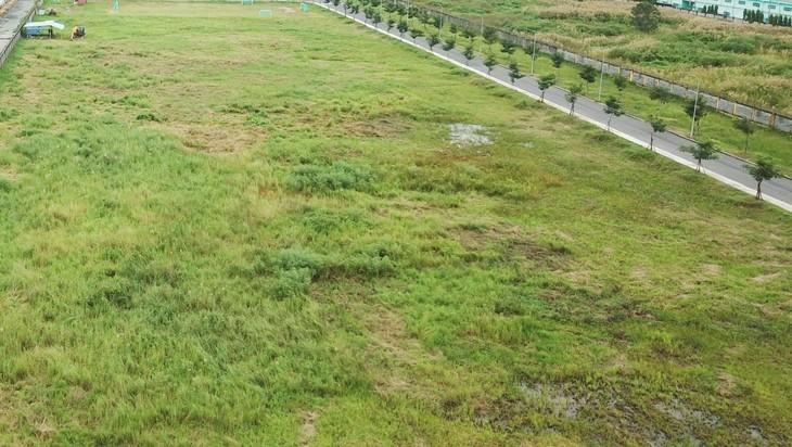 Khu đất thực hiện Dự án Khu phức hợp thương mại - dịch vụ - du lịch Cổ Chiên, Trà Vinh có diện tích 74.605,7 m2. Ảnh minh họa: Tiên Giang