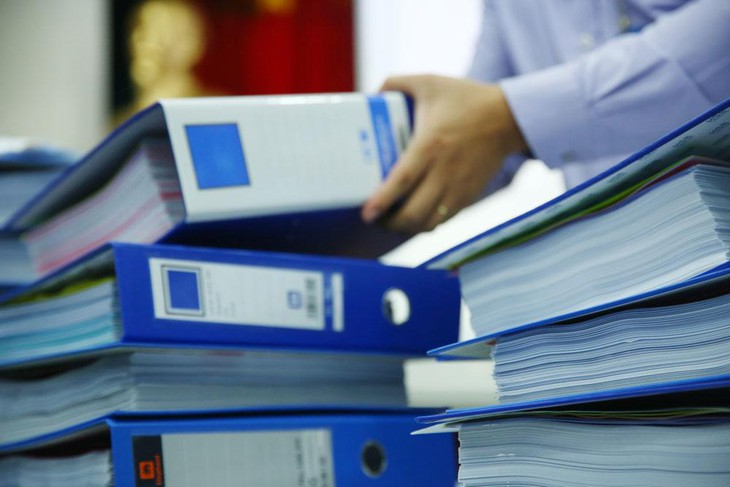 Nhiều cuộc thầu mà Công ty TNHH Nam Ninh trúng thầu có các nhà thầu khác tham dự nhưng không đạt ở bước đánh giá tính hợp lệ của hồ sơ dự thầu. Ảnh: Nhã Chi