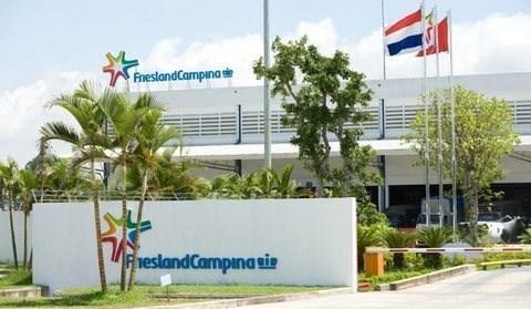 Nhà máy của Công ty trách nhiệm hữu hạn FrieslandCampina Hà Nam. (Nguồn: Baotainguyenmoitruong.vn)
