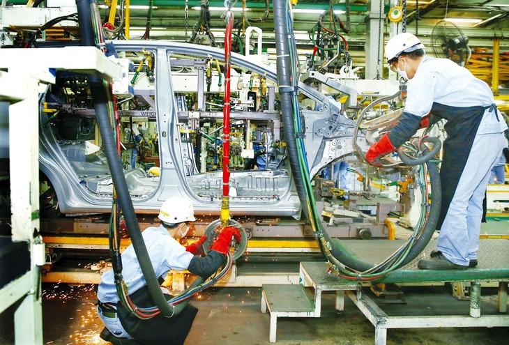 Năm 2020, Việt Nam là nước duy nhất có tăng trưởng GDP dương trong 6 nền kinh tế lớn tại Đông Nam Á. Ảnh: Lê Tiên