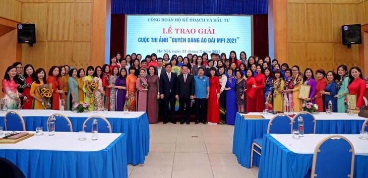 Cuộc thi Duyên dáng áo dài MPI 2021 thành công rực rỡ