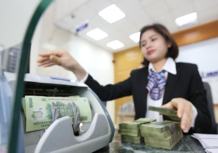 Tỷ giá trung tâm tăng 7 đồng. Ảnh: BNEWS/TTXVN