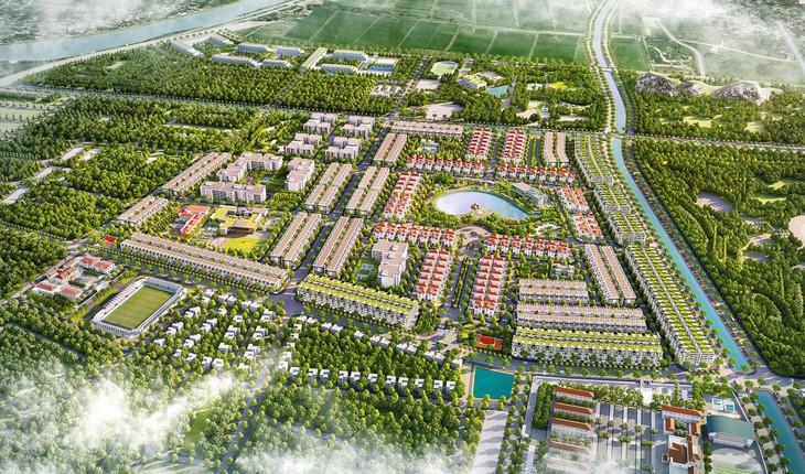 Dự án Khu đô thị Kosy Ninh Bình - quy mô 40,7 ha, tổng mức đầu tư 1.100 tỷ sẽ được Tập đoàn Kosy khởi công trong quý II/2021