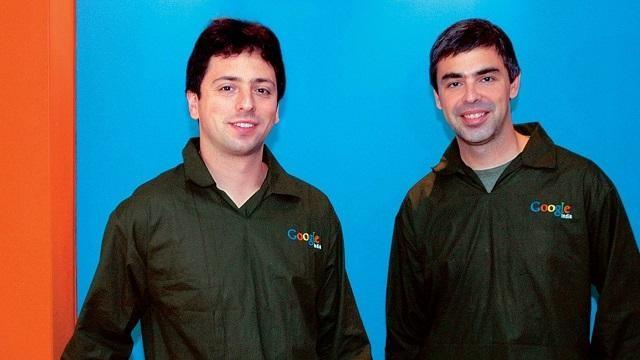 2 đồng sáng lập Google gia nhập câu lạc bộ tài sản 100 tỷ USD