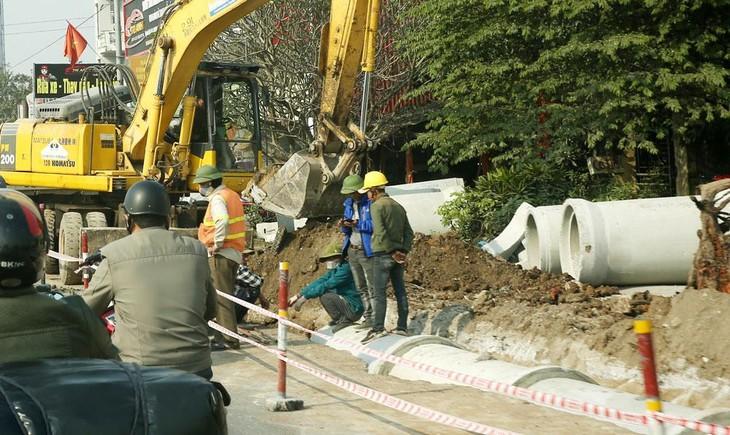 Công ty TNHH Xây dựng và Cầu đường Đại Việt gian lận khi tham dự một gói thầu xây lắp do Ban Quản lý dự án đầu tư xây dựng thành phố Bảo Lộc (Lâm Đồng) mời thầu. Ảnh minh họa: Nhã Chi