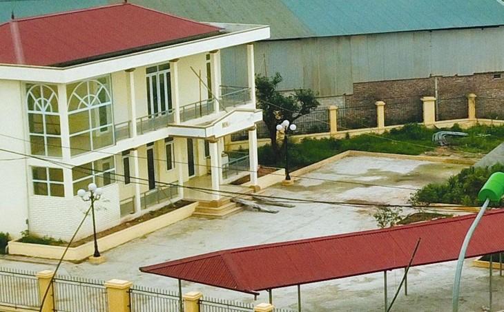 Gói thầu số 01 Chi phí xây dựng thuộc Dự án Nhà Văn hóa thôn Chanh Thôn, xã Nam Tiến, huyện Phú Xuyên, Hà Nội được đấu thầu rộng rãi trong nước, qua mạng. Ảnh minh họa: Nhã Chi