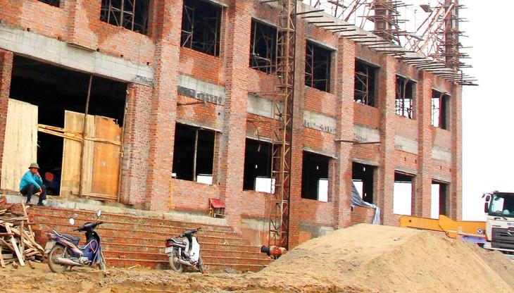 Công ty CP Gia Việt từng trúng nhiều gói xây lắp quy mô hàng trăm tỷ đồng nhưng bị loại do không đạt năng lực, kinh nghiệm tại gói thầu xây trường học hơn 11 tỷ đồng. Ảnh minh họa: Nhã Chi
