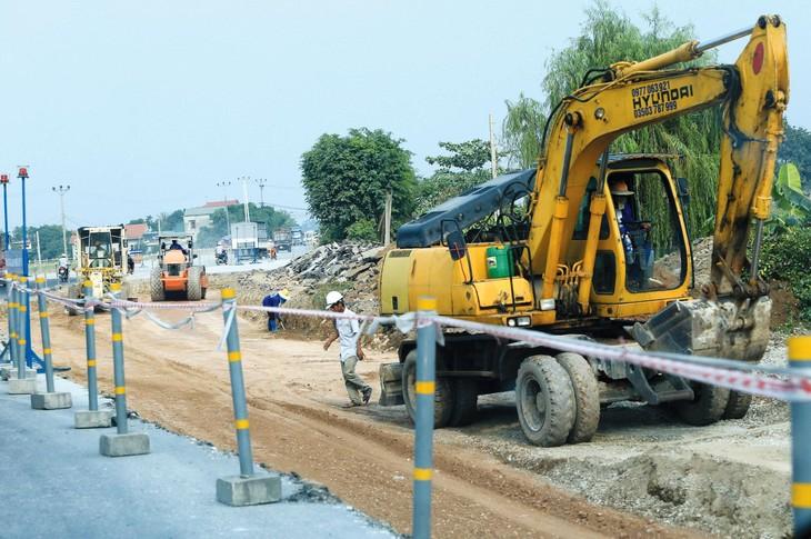 Gói thầu Tư vấn giám sát thi công xây dựng thuộc Dự án Đường ĐH.803 - Tân Hòa (Lộ 244) sử dụng ngân sách tỉnh Tây Ninh. Ảnh minh họa: Nhã Chi