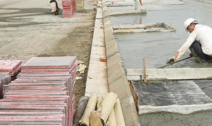 Gói thầu Thi công xây dựng công trình thuộc Dự án Trường Phổ thông cơ sở Tân Mỹ, huyện Ba Tri, tỉnh Bến Tre trị giá trên 15,7 tỷ đồng. Ảnh minh họa: Lê Tiên