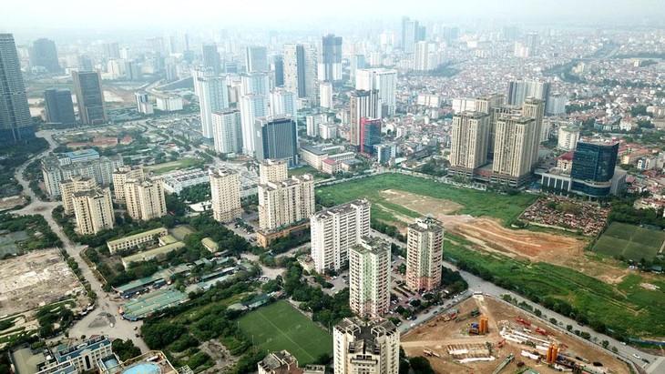 Tại Phiên họp thứ 55, Ủy ban Thường vụ Quốc hội xem xét, quyết định việc thành lập, điều chỉnh địa giới một số đơn vị hành chính tại Hà Nội, Thanh Hóa, Đồng Nai, Tuyên Quang. Ảnh: Lê Tiên