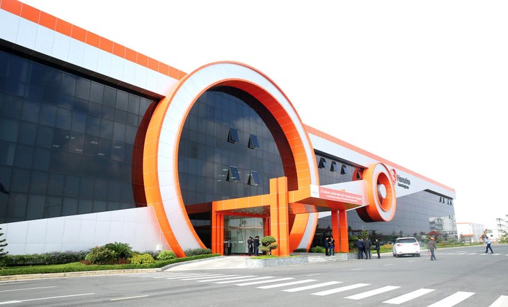 Việt Nam đã thu hút được nhiều dự án quy mô lớn trong lĩnh vực công nghệ cao. Ảnh: Lê Tiên