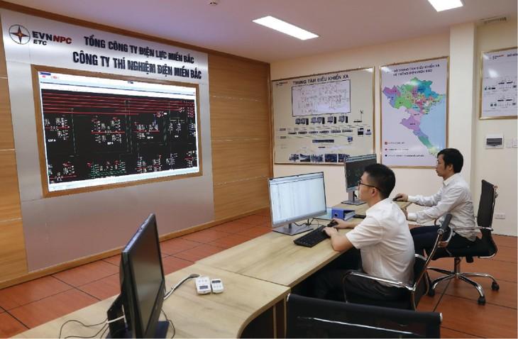 NPCETC hỗ trợ kỹ thuật từ xa các trung tâm điều khiển không người trực