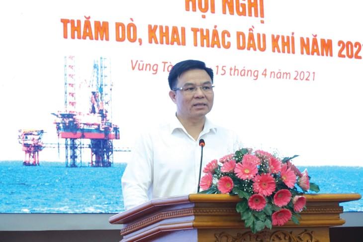 Theo Tổng giám đốc Petrovietnam Lê Mạnh Hùng, Tập đoàn luôn sẵn sàng về nguồn lực và tiềm lực để thực hiện các kế hoạch thăm dò khai thác dầu khí mang tính đột phá