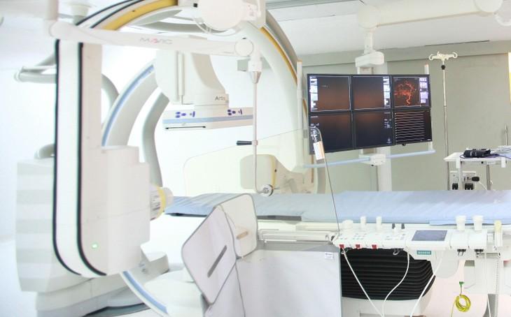Công ty CP Y dược phẩm Vimedimex từng trúng nhiều gói thầu cung cấp thuốc và thiết bi y tế tại nhiều bệnh viện trên cả nước. Ảnh: Tường Lâm