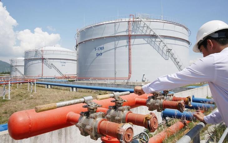 Nợ vay và nợ thuê tài chính của Tổng công ty CP Xây lắp Dầu khí Việt Nam hiện ở mức 1.125 tỷ đồng. Ảnh: Lê Tiên