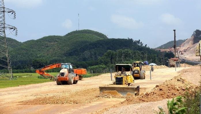 Hợp đồng BOT Dự án thành phần cao tốc Bắc - Nam đoạn Diễn Châu - Bãi Vọt có tổng vốn đầu tư 11.157,82 tỷ đồng. Ảnh minh họa: Internet