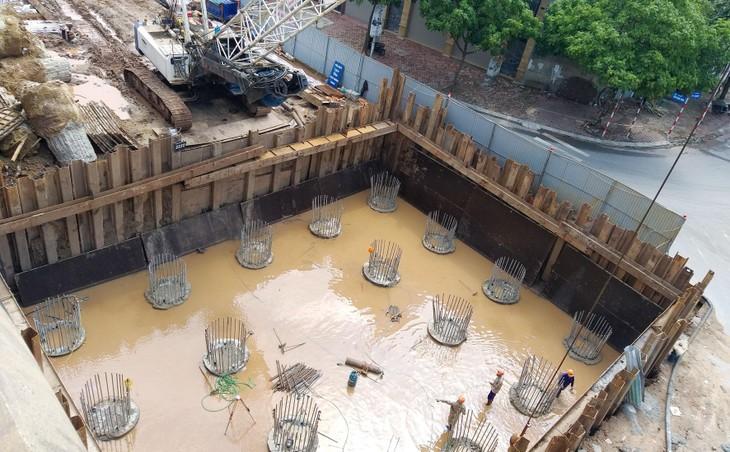 Dự án Đầu tư xây dựng cầu Vĩnh Tuy - Giai đoạn 2 có tổng mức đầu tư hơn 2.538 tỷ đồng, đã chọn xong nhà thầu của 4 trong số 9 gói thầu xây lắp