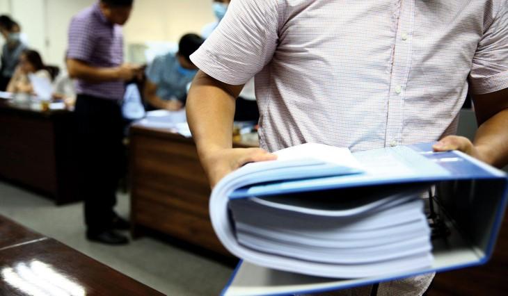 Bên mời thầu cho biết, khi mời thầu lại sẽ hạ tiêu chí của HSMT Gói thầu số 04 thuộc Dự án Trường THCS Trần Quốc Tuấn (thị xã Ninh Hòa, Khánh Hòa). Ảnh minh họa: Nhã Chi