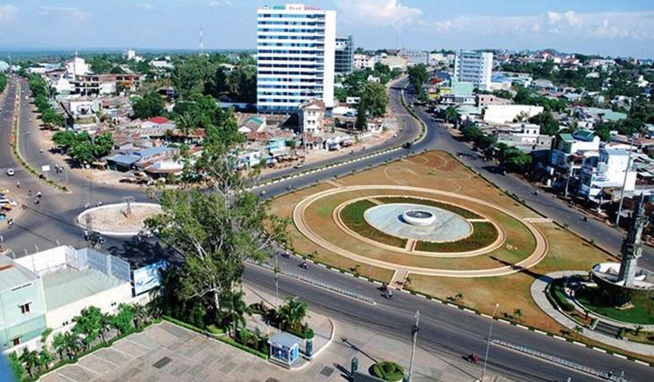 Mục tiêu đầu tư 2 dự án sử dụng đất tại TP. Pleiku, tỉnh Gia Lai là xây dựng khu đô thị. Ảnh: Đức Thanh