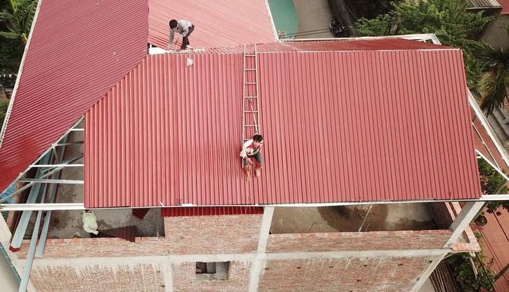 Gói thầu số 02 Xây lắp và bảo hiểm công trình thuộc Dự án Công sở xã Thành Thọ, huyện Thạch Thành, tỉnh Thanh Hóa trị giá trên 4,7 tỷ đồng. Ảnh minh họa: Gia Khoa