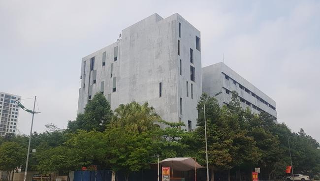 Tài sản thế chấp của Công ty TNHH Tây Đô hiện đang được bán đấu giá. Nguồn ảnh: Báo Thanh Hóa