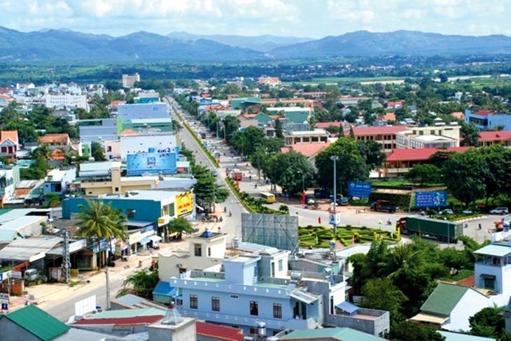 Gói thầu Lập kế hoạch sử dụng đất thời kỳ 2021 - 2025 tỉnh Kon Tum có giá 1,6 tỷ đồng, được đấu thầu rộng rãi qua mạng. Ảnh: Ngọc Diễm