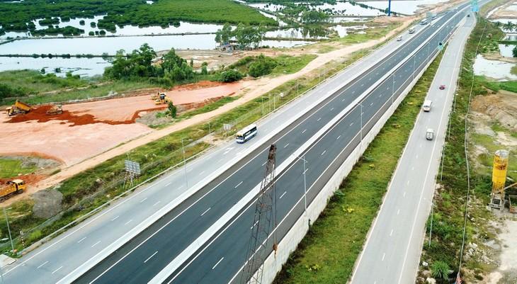Dự án Đầu tư xây dựng tuyến cao tốc Đồng Đăng (tỉnh Lạng Sơn) - Trà Lĩnh (tỉnh Cao Bằng) dự kiến áp dụng loại hợp đồng BOT. Ảnh: Song Lê