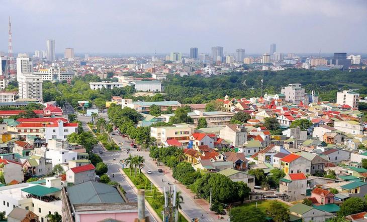 Dự án Khu đô thị tại xã Nghi Phú và Hưng Lộc, TP. Vinh, tỉnh Nghệ An có tổng diện tích 9,675 ha. Ảnh: Lâm Tùng