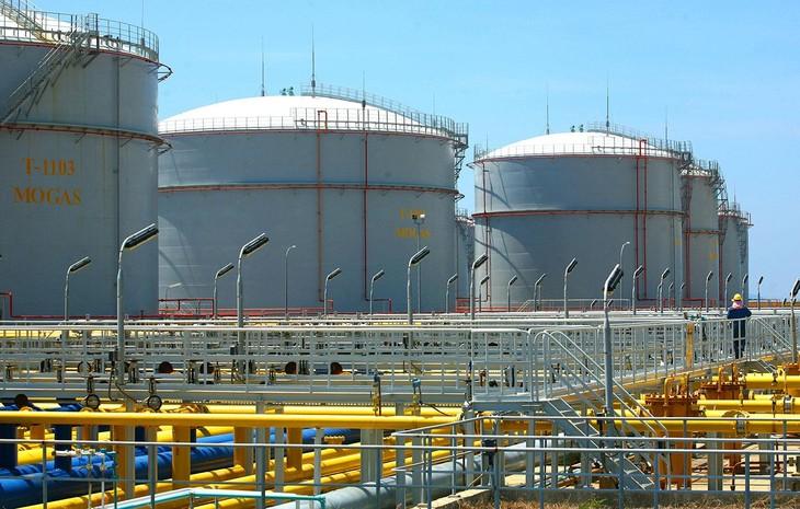 Nhiều doanh nghiệp ngành dầu khí đạt mức tăng trưởng cao trong những tháng đầu năm 2021. Ảnh: Lê Tiên