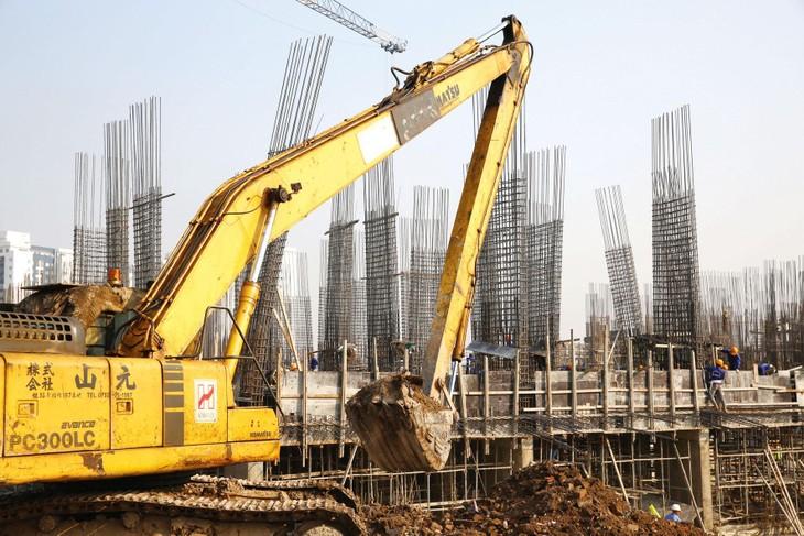 Theo ý kiến của Phòng Thương mại và Công nghiệp Việt Nam, xây dựng nhà ở công vụ không thuộc lĩnh vực đầu tư theo phương thức PPP. Ảnh: Tiên Giang