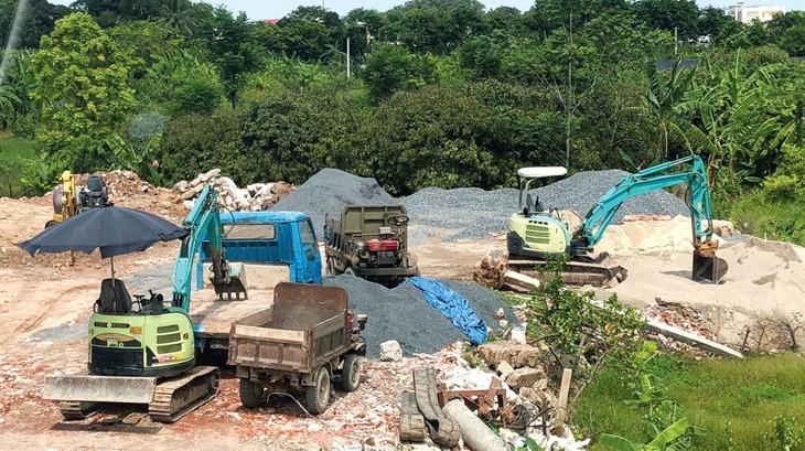 Đấu thầu tại Ban di dân tái định cư Thủy điện Sơn La: Nguồn cung vật liệu giới hạn nhà thầu?