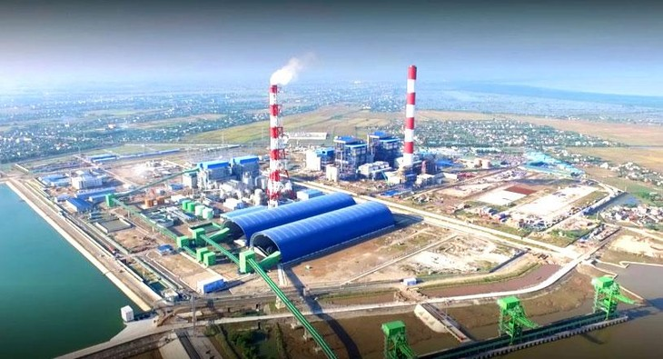 Gói thầu HH12-SCL2021 Cung cấp vật tư và dịch vụ sửa chữa cho hệ thống bộ sấy không khí do Công ty Nhiệt điện Thái Bình làm chủ đầu tư. Ảnh: NC st