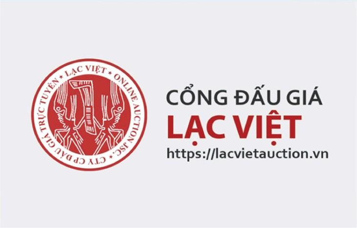 Nhìn lại một năm hoạt động của hệ thống đấu giá trực tuyến Lạc Việt