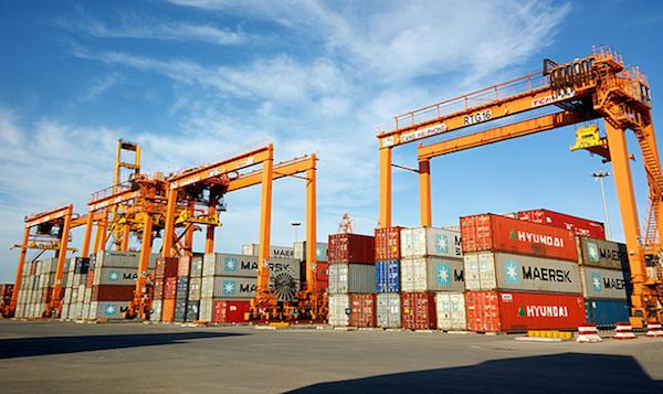 Chi phí logistic có sự gia tăng mạnh từ năm 2020 tới nay về cước vận tải và tình trạng thiếu container. Ảnh minh họa: Internet