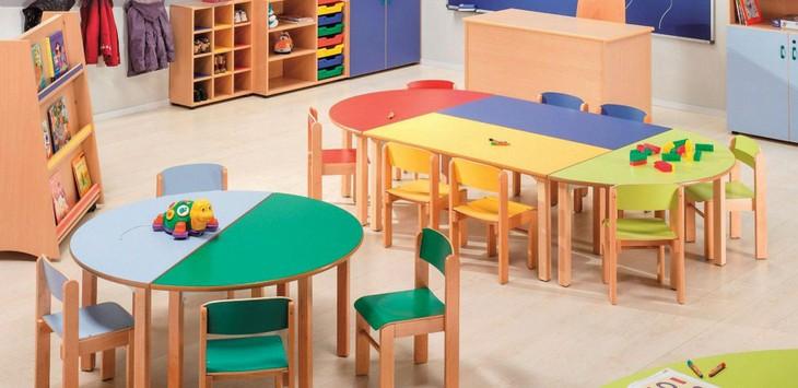 Gói thầu Mua sắm bàn ghế học sinh do Trường Mầm non Kim Đồng, Quận 8, TP.HCM làm chủ đầu tư. Ảnh minh họa: Nhã Chi