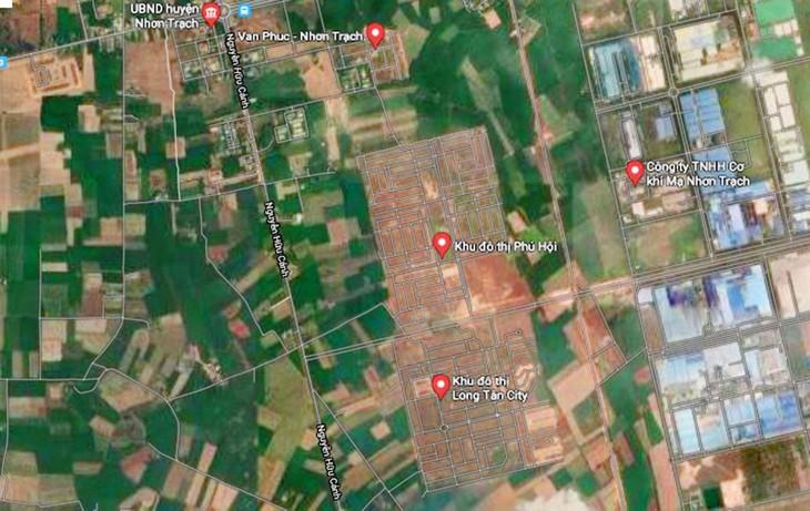 Vốn chủ sở hữu nhà đầu tư thu xếp chiếm 20,48% tổng mức đầu tư Dự án Khu dân cư tại xã Phú Hội, huyện Nhơn Trạch, tỉnh Đồng Nai. Ảnh: Nhã Chi
