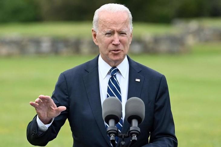 Tổng thống Mỹ Joe Biden - Ảnh: CNN