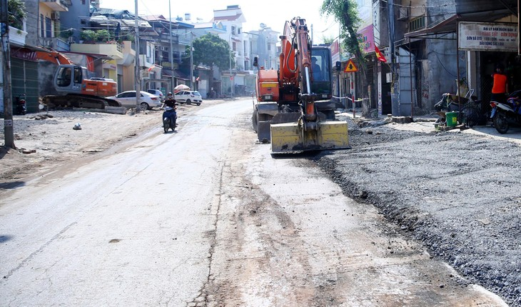 Gói thầu Thi công thuộc Dự án Đường Trường Xuân - Phú Ninh (Quảng Nam) có giá hơn 2,163 tỷ đồng. Ảnh minh họa: Tiên Giang