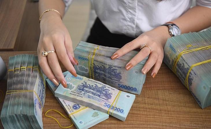 Các tổ chức tín dụng bơm ra 35.000 tỷ đồng trong một tuần cuối tháng 6