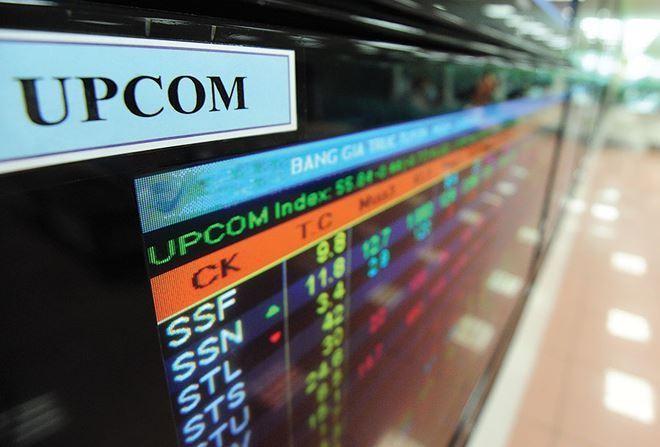 Giá trị giao dịch trên thị trường UPCoM tăng 72% trong tháng 6