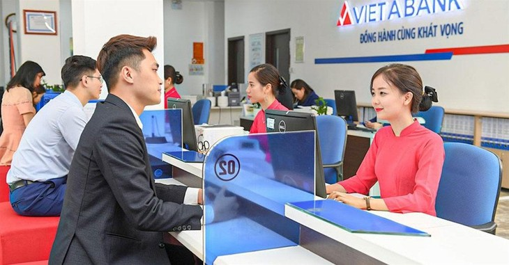 Tại thời điểm cuối năm 2020, VietABank phát sinh các khoản phải thu liên quan đến hoạt động mua bán nợ có tổng giá trị 1.571,8 tỷ đồng. Ảnh: Trần Việt
