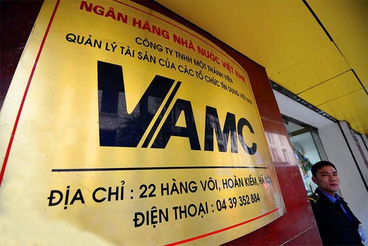 Sàn giao dịch nợ VAMC được kỳ vọng góp phần xử lý nhanh, dứt điểm nợ xấu, thúc đẩy thị trường mua bán nợ phát triển. Ảnh: Lục Giang
